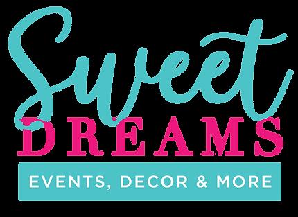 Sweet Dreams Events, Decor & More_Final-