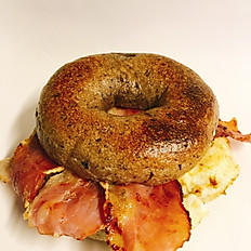 Bacon & Egg Bagel