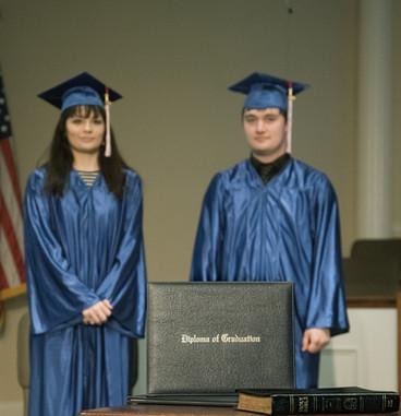 2020 TBCS Graduates