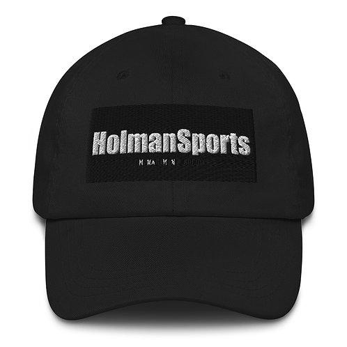 Holman Sports - Black Dad hat