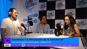 Entrevista La Revolucion de la Conciencia