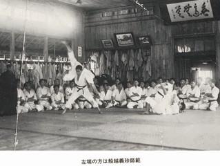 Há Grappling no Karate?