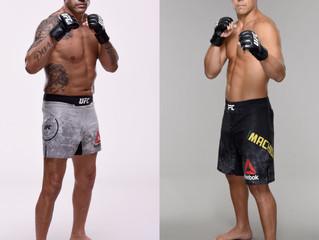 Vitor Belfort enfrentta compatriota Lyoto Machida no UFC 224, no Rio de Janeiro