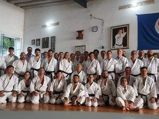 Capacitação de Shidoin e encontro técnico de federações - JKS Brasil