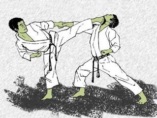 Se inscreva no curso de Defesa Pessoal com Karate Shotokan - JKSRJ