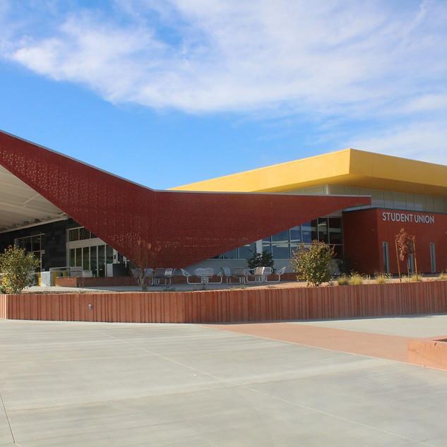 New Student Union Prototype Henderson Campus