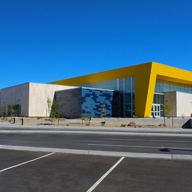 New Student Union Prototype Cheyenne Campus