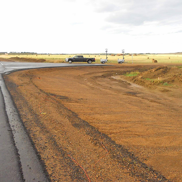 Highway 85 Milling, Overlay, Intersection Widening