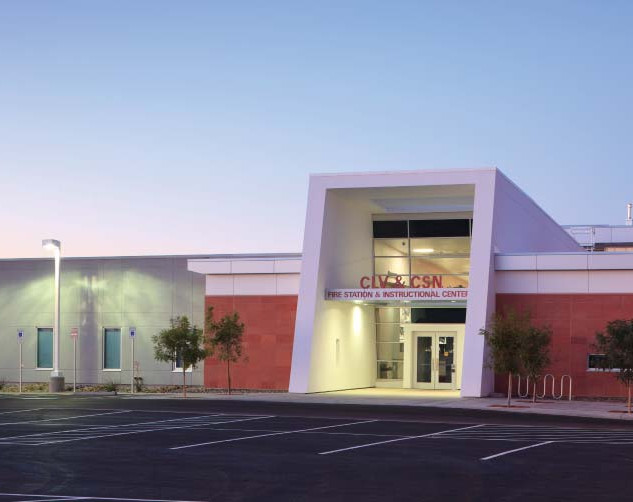 CSN/CLV Fire Station 6 and Instructional Facility
