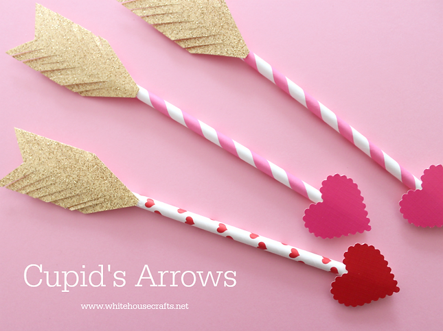 Cupid's Arrows by Whitehouse Crafts