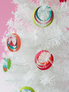 3-RING PAPER ORNAMENTS