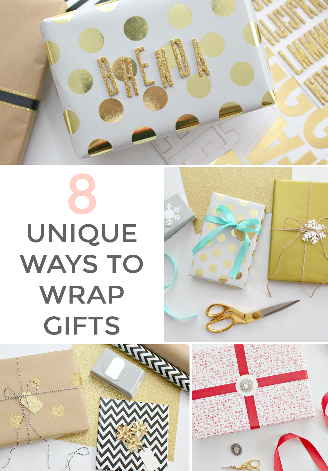 Dec 01,  · A gift really is as good as its wrapping paper. Buying and storing tons of wrapping paper every year can be a hassle. Plus, once you have your gifts ready to .