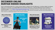 Discover more about our collection with Bunyan's Hidden Highlights films