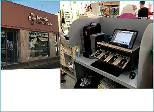 cash guard instalado en farmacia las bea