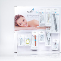 Expositor Manicura pedicura galiplus gal