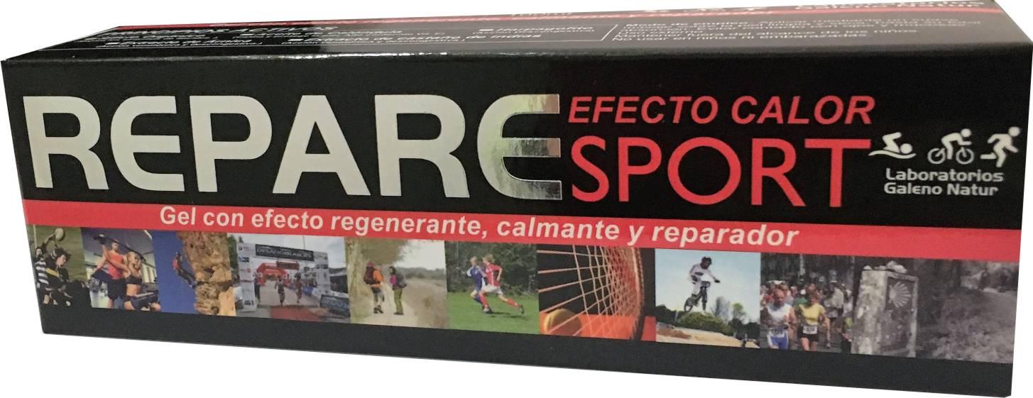 Repare sport efecto calor