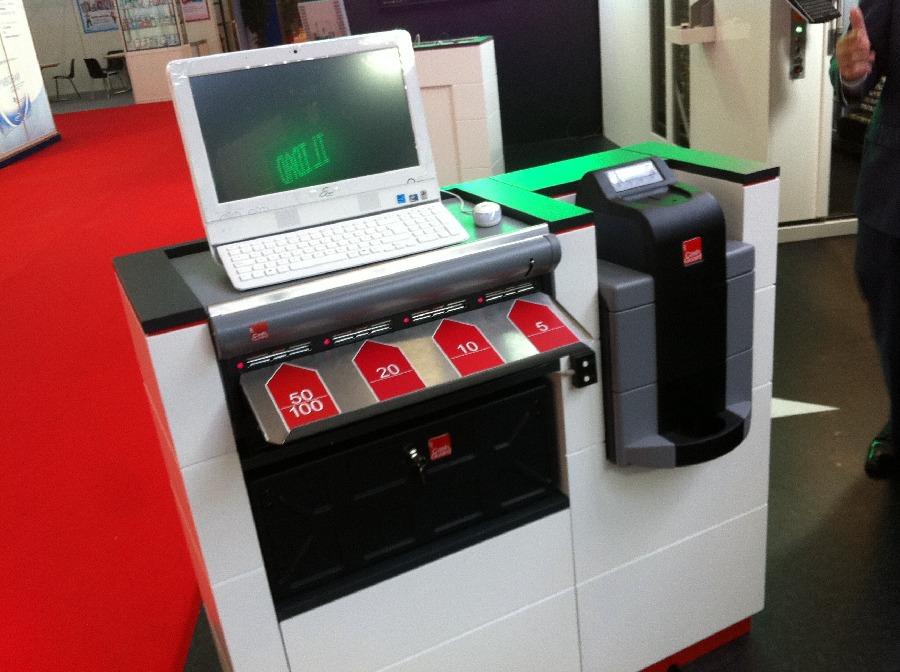 Cash guard farmacias galifarma