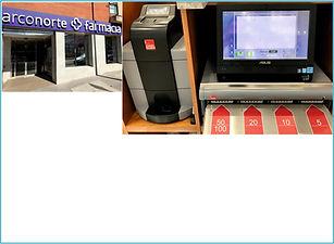 farmacias con cash guard instalado en fa