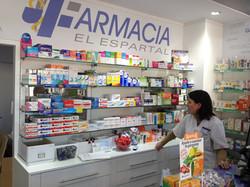 Farmacia El Espartal galifarma