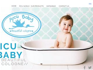 Nuestra Web Picu baby en varios idiomas