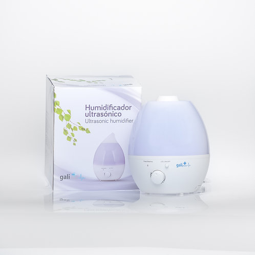 Humidificador Ultrasonido Galiplus