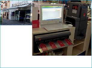 farmacias con cash guard instalado maria