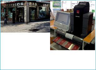 farmacias con cash guard instalado ines