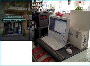 farmacias con cash guard instalado bonil