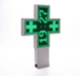 Cruz de leds farmacias galiplus modelo c