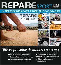 Ultrareparador de manos Repare Sport