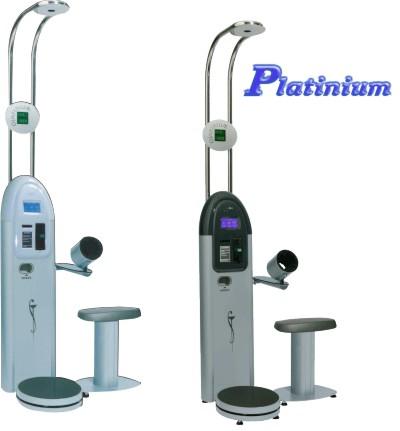 Básccula Platinium