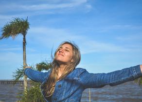 Em busca da  felicidade no caos da vida