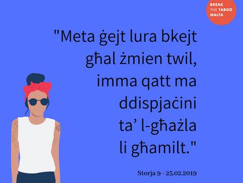 Storja 9 - 25.02.2019 ~ bil-Malti