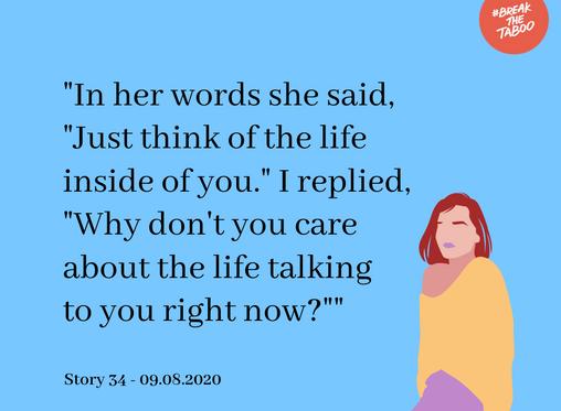 Story 34 - 09.08.2020