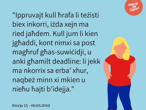 Storja 13 – 09.03.2019 ~ bil-Malti