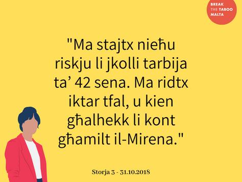 Storja 3 - 31.10.2018 ~ bil-Malti