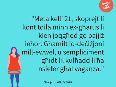 Storja 1 - 06.10.2018 ~ bil-Malti