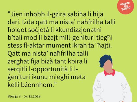 Storja 8 – 04.11.2018 ~ bil-Malti