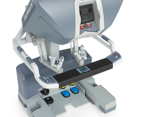 Video of Robotic Surgery