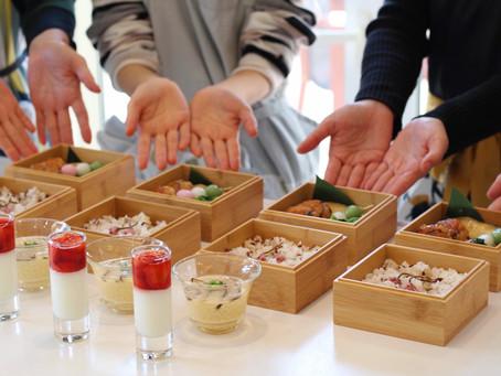3月、春のおもてなし和膳レッスン開催中!