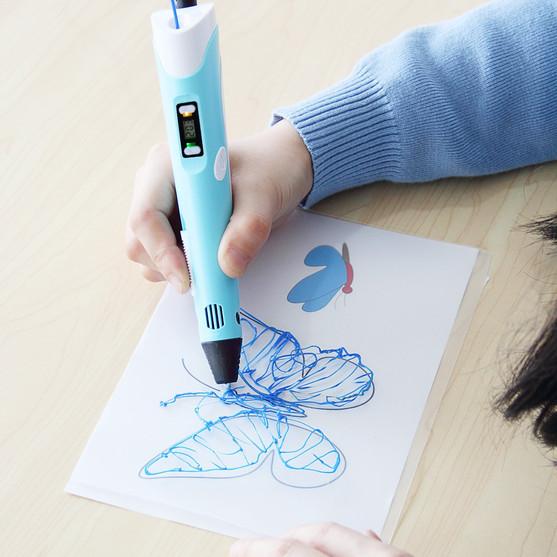 3D Doodling Pen in Work