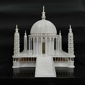World's Largest Dome Scale Model