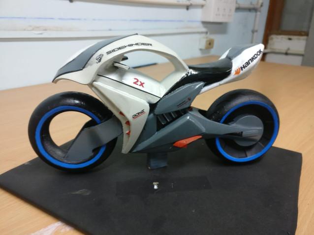 Concept Bike Prototype