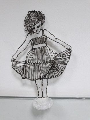 3D Doodled