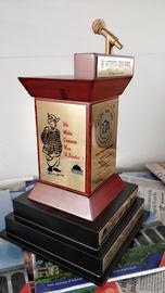 Customized Trophy For Bhartiya Chatra Sansad 2019 Speakers