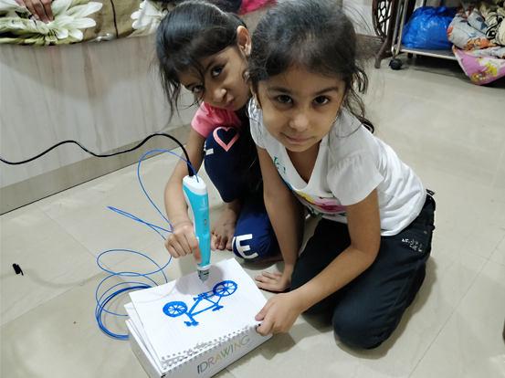 3D Doodling Pen for Kids