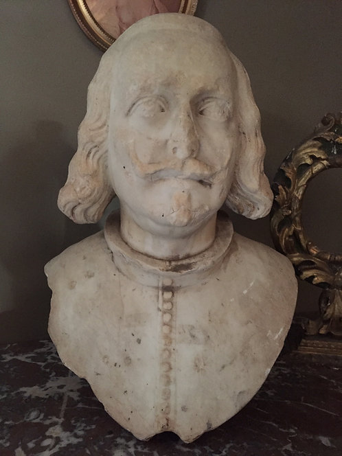 Early 17th Century Bust
