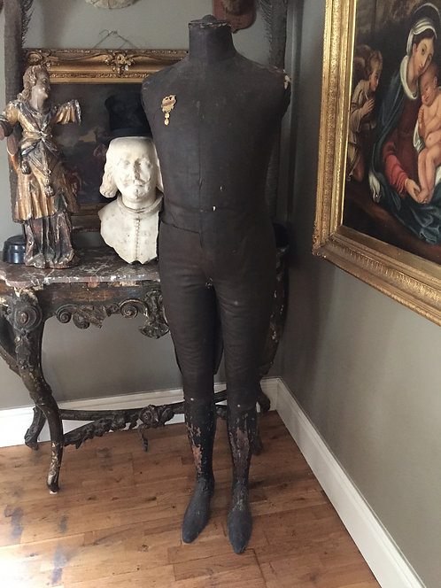 19th Century French Male Mannequin…...