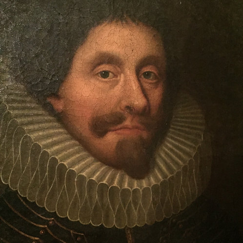 Portait of James VI King of Scots