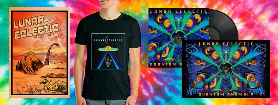 Lunar Eclectic Merchandise Fundraiser